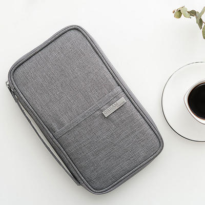 Travel Documents Wallet Bag Travel Organiser Pouch