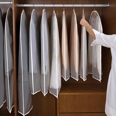 Clothes Dust Cover Transparent Garment Suit Dress Coat Cover Clothing Cover