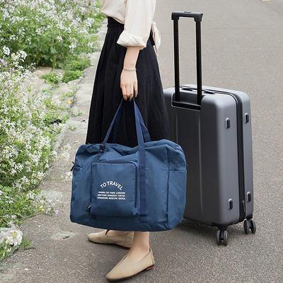 Travel Bag Waterproof Polyester Storage Bag Seven Piece Set Weekend Travel Bag