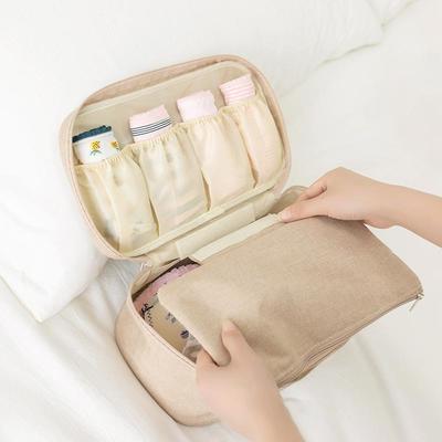 Convenient Multi-purpose Travel Underwear Bag Travel Packing Organizer Pouch